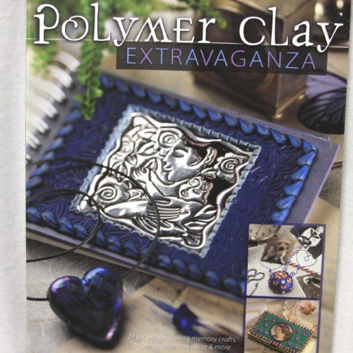 Polymer Clay Extravaganza book cover
