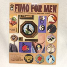 Fimo for men book cover