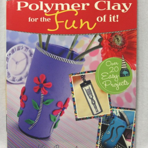 Book cover-Polymer Clay for the Fun of It