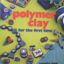 cover of book-Polymer Clay for the first time
