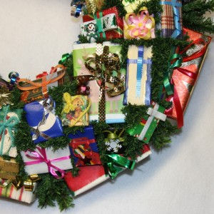 wreath joy details
