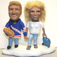 bobblehead couple