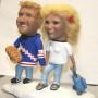 bobblehead couple side