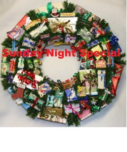 Sunday Night Special Wreath