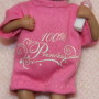 Princess baby shirt