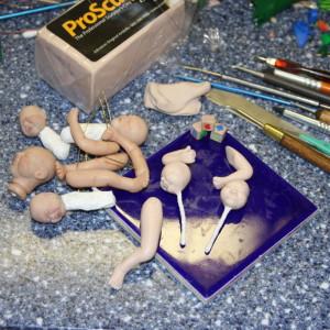 baby body parts