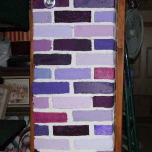 chimney after painting