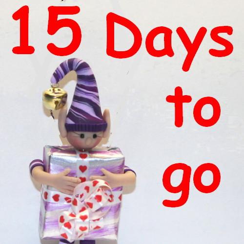15 days to go