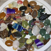 medium stone cabochons
