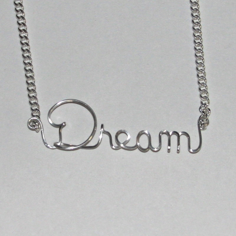 plated words best item necklaces for gold silver fashion classic friends monogram gift necklace lucky word lover